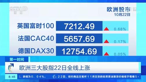 [第一时间]美国股市三大股指22日下跌