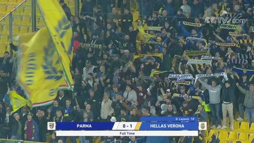 [意甲]第10轮:帕尔马VS维罗纳 完整赛事