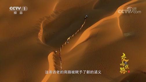 《中华民族》 20191104 交响丝路·商路