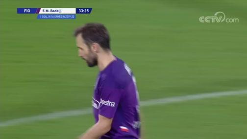 [意甲]羅馬后防線忙中出錯 巴德利扳回一球