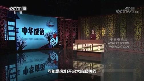 《百家讲坛》 20200419 中华成语(学习篇) 11 读书精得圣人言