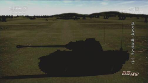 《世界战史》 20200720 坦克大战 解放意大利(上)