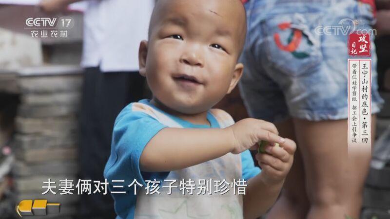 《攻坚日记》 20200916 王宁山村的底色·第三回 带着仨娃学剪纸 招工会上引争议