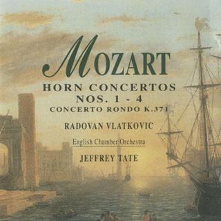 莫扎特 圆号协奏曲集