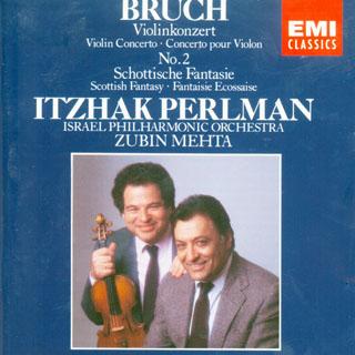 布鲁赫 小提琴协奏曲,苏格兰幻想曲