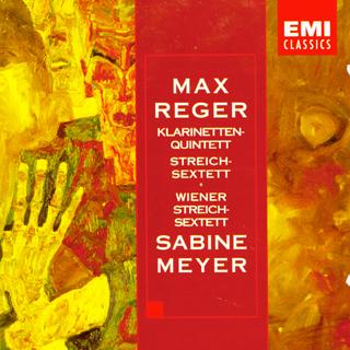马克斯 雷格 单簧管五重奏,弦乐六重奏