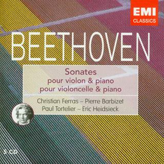 贝多芬 小提琴与钢琴奏鸣曲精选