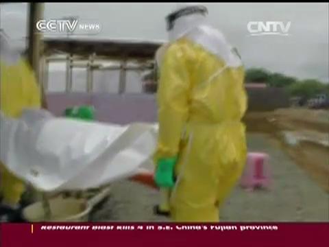 cctv9news 023 EBOLA EPIDEMIC
