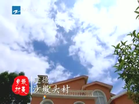 [浙江新闻联播]特别策划:到最美乡村 寻找最美风景 20130614