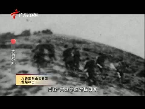 《大抗战》 第四十一集 邵家庄伏击战 00:24:51