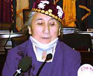 <center><b>La personne derrière les violences du Xinjiang</b></center>