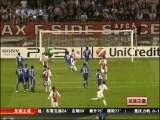 <a href=http://sports.cntv.cn/20100826/104008.shtml target=_blank>[足球之夜]舍瓦点球难阻基辅迪纳摩无缘欧冠</a>