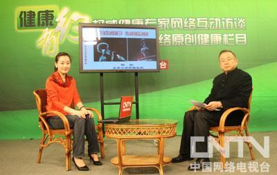 健康有约专访北京大学肿瘤医院胸外科主任医师杨跃