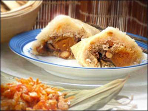 الحديث عن عيد دوان وو التقليدي الصيني