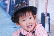 4岁宝贝黄子钰