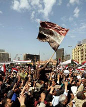 Egypt´s revolution three years on<bR><bR>