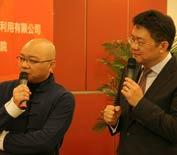 主持人张斌邀请王凯答题