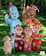 花园宝宝<br>是英国BBC出品的一档定位给1至4岁左右孩子的电视节目,讲述了一段好奇探索的欢乐时光!