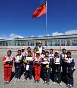 世界海拔最高的学校——普玛江塘乡完小学