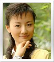 《自然传奇》主持人石琼璘