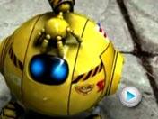 SIGGRAPH优秀学生作品奖kidbot