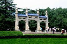 Dr. Sun Yat-sen´s Mausoleum