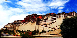 Tibet, Reaching the Sky