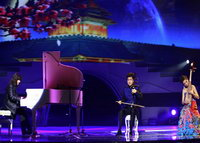 When Piano meets Erhu and Pipa