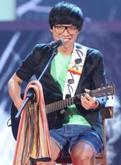 卢广仲 演唱歌曲《慢灵魂》