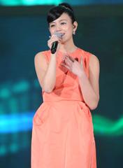 港澳台地区年度最受欢迎潜力歌手 陈妍希