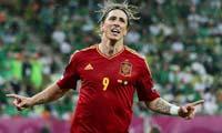 <center>西班牙4-0爱尔兰</center>