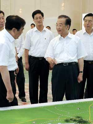 Ligne à grande vitesse Beijing-Shanghai : Wen Jiabao à la cérémonie d´inauguration