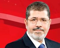 Président égyptien <br>Mohamed Morsi