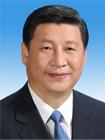 <br>Xi Jinping, président de la République populaire de Chine