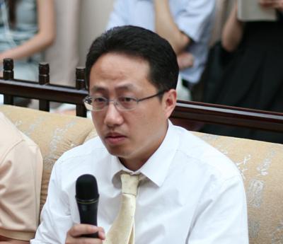 金  磊:万达集团企业文化部副总经理