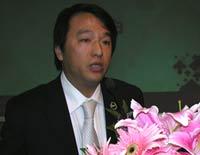 永业集团董事长<br> 吴子申