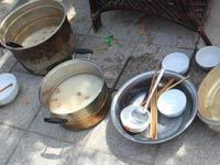 地震灾后注意卫生饮食安全