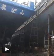 老江湖团队船厂取景
