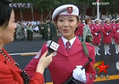 2009中国国庆大阅兵_