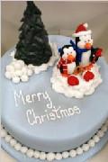 趣味圣诞蛋糕 甜蜜节日共分享(三)