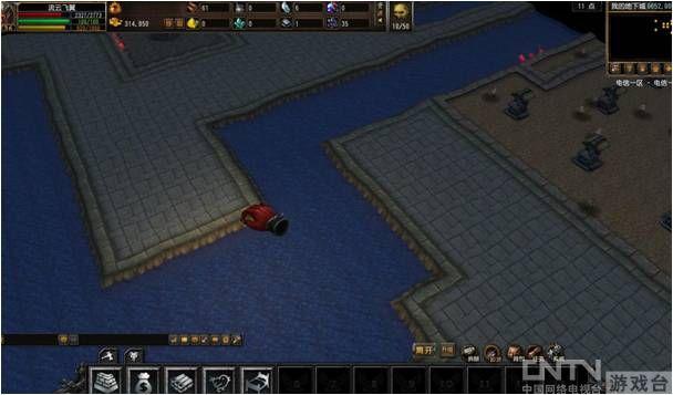 游乐场、墓地、神殿、兵种传送门、世界传送点等   2.玩家第一次进入图片