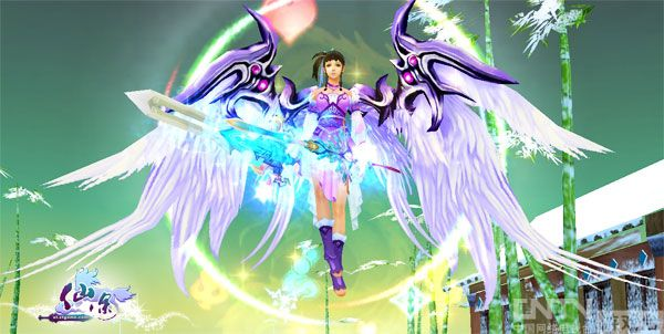 """《仙途》高阶翅膀""""恶魔之翼""""开发完毕图片"""