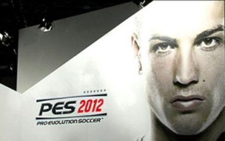 实况足球2012代言人更换 C罗替梅西_家用游戏