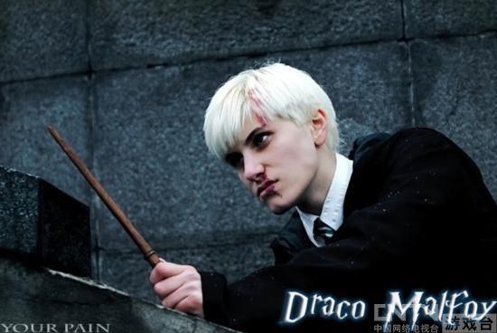 喜欢魔法的玩家请进 《哈利波特》超帅Cos
