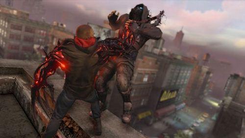 《虐杀原形2》游戏截图欣赏 战斗感给力霸气_