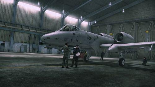 tgs11:《皇牌空战7:突击地平线》战机截图