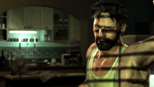面容苍老 《马克思佩恩3》最新游戏截图公布