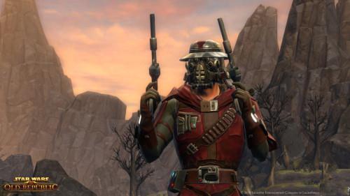 《星球大战OL》游戏总监曝光同伴系统