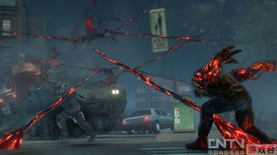《虐杀原形2》将提供网上创造遭感染怪物工具