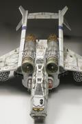 空中的霸主 女武神号模型涂装